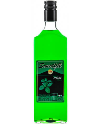Сироп Sweetfill Мята 500 мл (Свит Филл)
