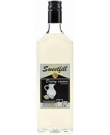 Сироп Sweetfill Сливки 500 мл (Свит Филл)