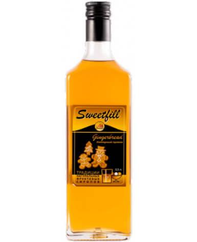 Сироп Sweetfill Имбирный пряник 500 мл (Свит Филл)