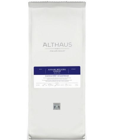 Чай черный листовой Althaus Assam Meleng GFBOP 250 гр (Альтхаус Ассам Меленг)