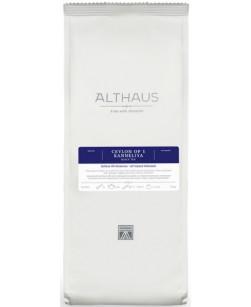 Чай черный листовой Althaus Ceylon OP1 Kanneliya 250 гр (Альтхаус Цейлон ОР1 Каннелия)
